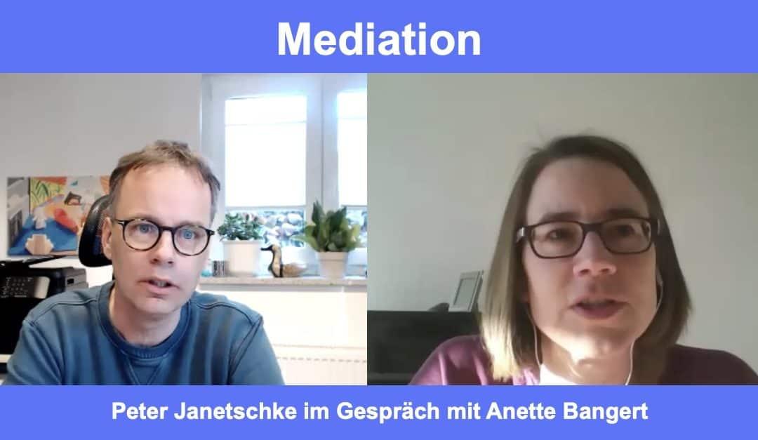 Mediation – Was und für wen ist das?