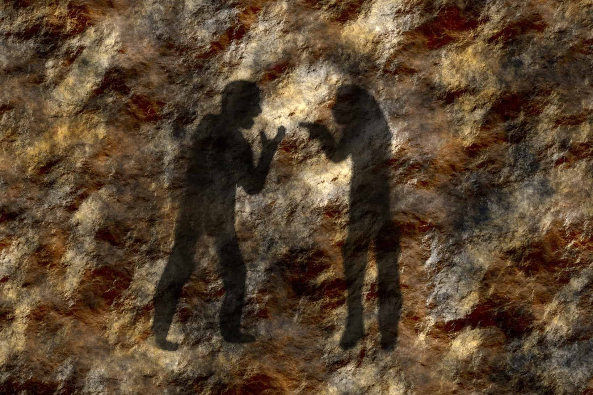 Höhlenmalerei - Quelle: geralt (Pixabay)